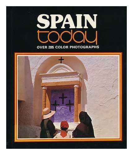 Spain Today / Text, M. Wiesenthal ; Design, J. Opisso