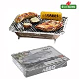 BBQ Grillgeräte -Bar-Be-Quick Instant-Holzkohle-Grill - Schnell Instant Grill barbecue -