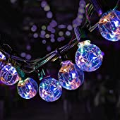 Save 70% on 50ft Christmas Decorative RGB Colorful Copper String Lights D022031B88