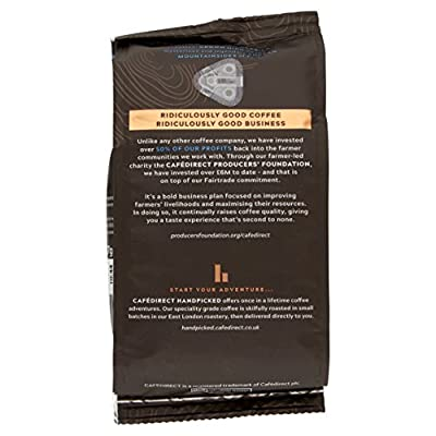 Cafédirect Fairtrade Decaf Roast & Ground Coffee by Cafédirect Plc