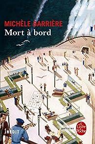 Mort à bord  par Michèle Barrière