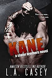 KANE (Slater Brothers Book 3) (English Edition)
