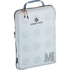51lzkKtAajL. SS300  - eagle creek Pack-it Specter Tech Structured Cube Medium Suitcase Organizer 34 cm, Indigo Blue (Blue) - EC0A3CX4231