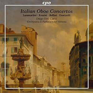 Concertos Italiens pour hautbois