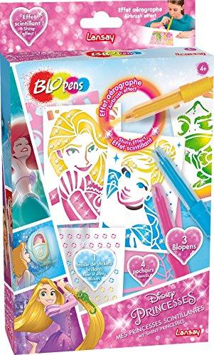 Lansay-23431-Lápiz-Blopens Princesas