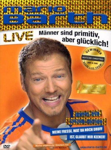 Preisvergleich Produktbild Mario Barth - Männer sind primitiv,  aber glücklich! (2 DVDs)