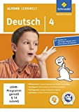 Alfons Lernwelt Deutsch 4 Einzelplatzlizenz