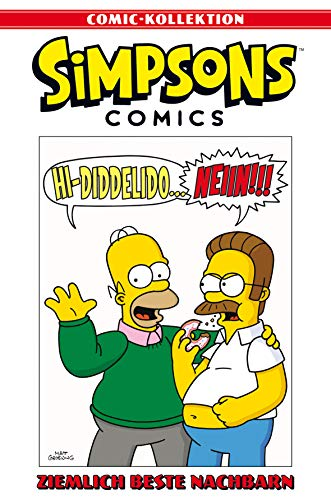 Simpsons Comic-Kollektion: Bd. 22: Ziemlich beste Nachbarn