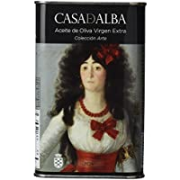 Casa de Alba Fine Food Aceite de Oliva Virgen Lata Goya - 500 ml