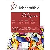Hahnemühle - D'aqua -Bloc papier pour peinture aquarelle - 30X40cm - 220 g/m²