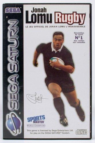 Jonah Lomu Rugby (Jonah Lomu Rugby (Sega Saturn))