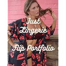 Just Lingerie Flip Portfolio
