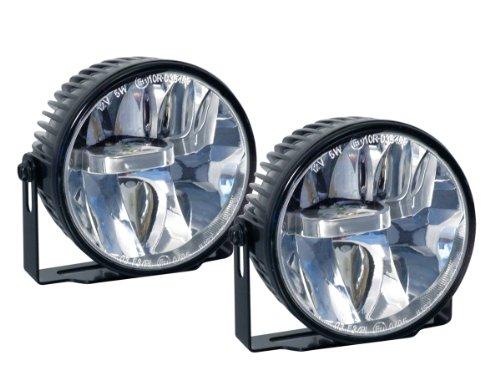 Devil Eyes 610771 LED Nebelscheinwerfer Set - Universal E-geprüft und Eintragungsfrei