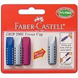 Faber-Castell GRIP 2001 Eraser Caps (Pack of 4)