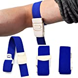 #5: CadetBlue Blood/Poison Blocking Safety Belt Lifesaving Kit for Camping/Hiking [SF039]