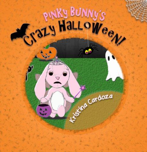 Pinky Bunny's Crazy Halloween! (English Edition)
