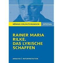 Gedicht Herbsttag Rainer Maria Rilke Interpretation Europaische