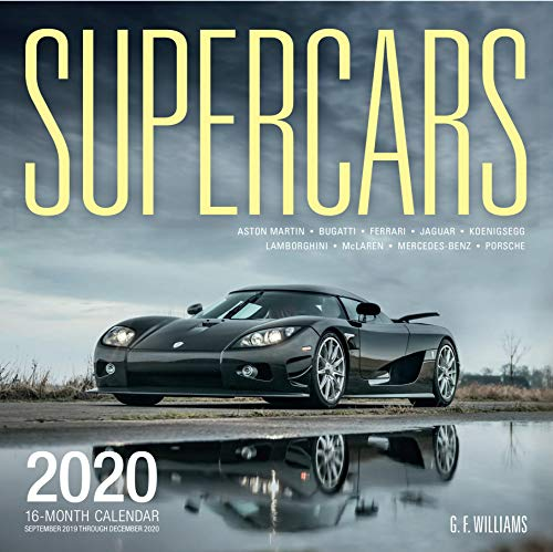 Best Car Deals December 2020 Fast expensive cars calendar the best Amazon price in SaveMoney.es