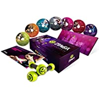 Preisvergleich für Zumba® Fitness Exhilarate Premium version Body Shaping System 7 DVDs Set [UK Import]