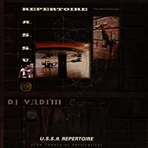 USSR Repertoire (The Theory Of Verticality) [Import anglais]