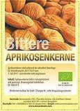 BIO BITTERE APRIKOSENKERNE Vitamin B17 I 1000 g I DE-ÖKO-013