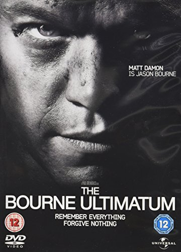 THE BOURNE ULTIMATUM (Das Bourne Blu-ray Ultimatum)