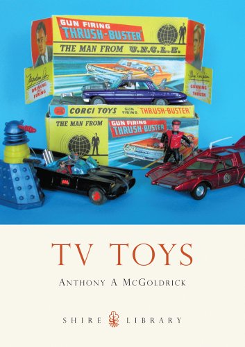 TV Toys (Shire Library Book 723) (English Edition)