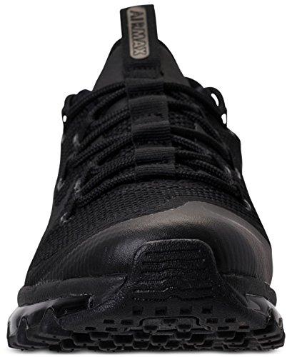 Nike Air Max More, Scarpe da Ginnastica Uomo nero (nero)