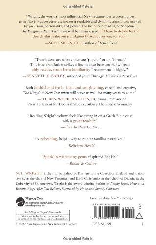 Kingdom New Testament-OE: A Contemporary Translation