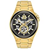 Best Bulova automatic watch - Bulova Men's Automatic Stainless Steel Casual Watch Color:Gold-Toned Review