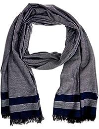 Springfield Fulard Basic, Fulár para Hombre, Azul (Marine Blue), U