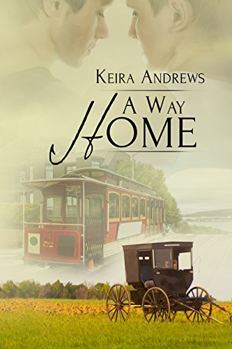 A Way Home Gay Amish Romance Book 3