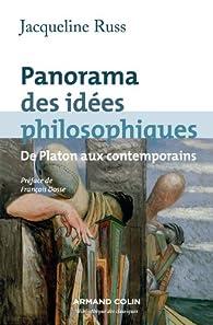 Panorama des idées philosophiques par Jacqueline Russ