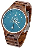 Der Herr der Ringe Weißer Baum von Gondor Armbanduhren braun