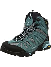 Merrell Women's Capra Mid Gore-TEX High Rise Hiking Boots