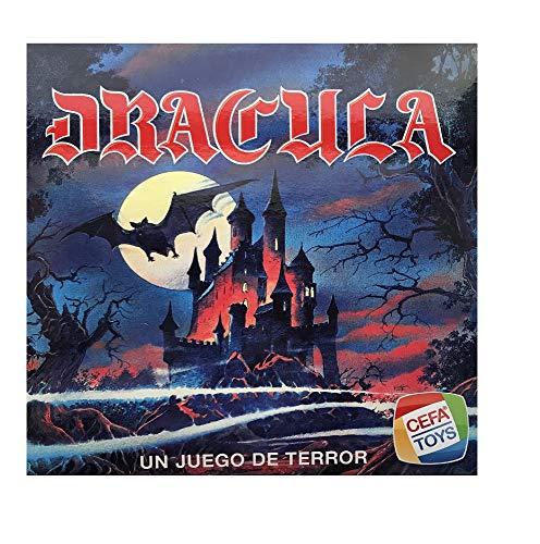 Cefa Toys- Dracula Juego de Mesa