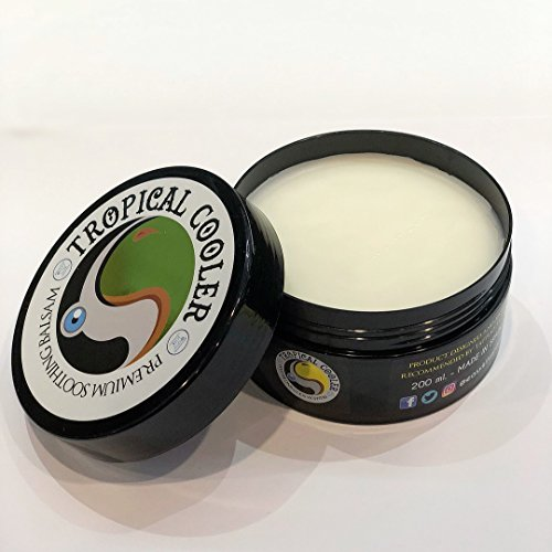 TATTOO TROPICAL COOLER TATOUAGE 200 ml. 'PREMIUM SOOTHING & COLOUR BOOSTER BALSAM'