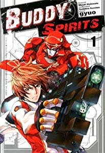 Buddy Spirits Edition simple Tome 1
