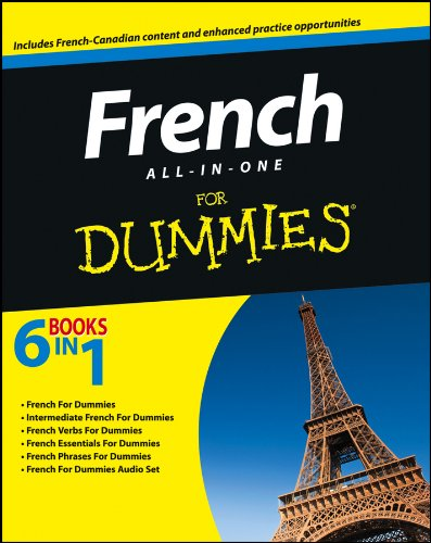 French All–in–One For Dummies: with CD