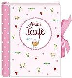 Meine Taufe (rosa): Kleines Foto-Einsteckalbum (Verkaufseinheit);Foto-Einsteckalbum