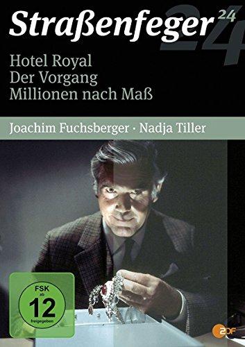 Straßenfeger 24: Millionen nach Maß/Hotel Royal/Die Rache des Jebal Deeks (4 DVDs)