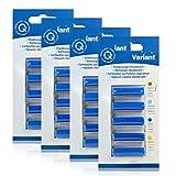 4x Variant Staubsauger Deodorant Ocean für Ihren Staubsauger