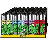 Clipper® Dino - Confezione da 48 accendini