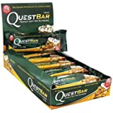 Quest Nutrition Peanut Butter Supreme Quest Bar Protein Bar - Pack of 12 Bars