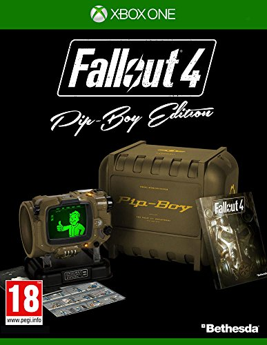 fallout 4 pip boy edition Fallout 4 Uncut [PEGI] - Pip-Boy Edition - [Xbox One]