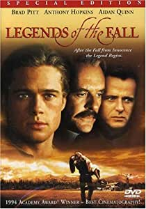 Legends of the Fall [DVD] [1995] [Region 1] [US Import] [NTSC]