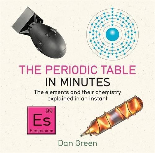 Periodic Table in Minutes by Dan Green (2016-05-19)