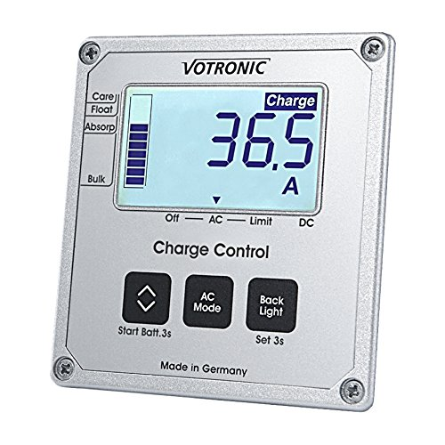 Digitale Power Control (Votronic LCD-Charge Control S)