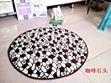New New 2016 Round Mats Soft Cozy Coral ...