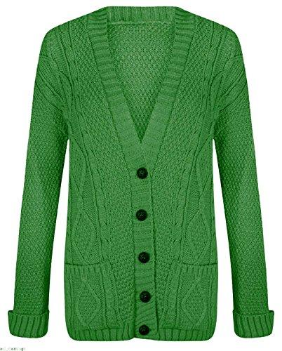 Baleza - Gilet - Femme Medium green